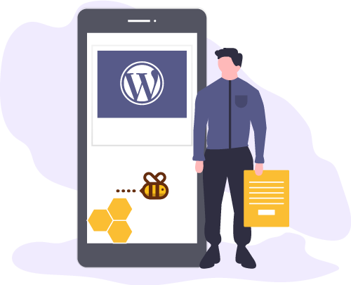 Need WordPress Website development? <br/>Book a call to discuss your needs